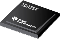 SoC Processor w/ full-featured graphics, video & vision acceleration for ADAS applications - TDA2SX