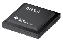 Low-power SoC w/ vision acceleration for ADAS applications - TDA3LA