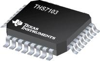 Datasheet Texas Instruments THS7103CVFP