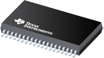 24-Input Sensor Monitor With SPI Interface  - TIC12400