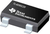 Datasheet Texas Instruments TL4050C25QDCKR