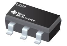 Datasheet Texas Instruments TL432ACDBZT