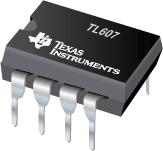 Datasheet Texas Instruments TL607CP