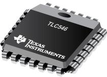Datasheet Texas Instruments TLC546IFNR