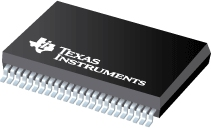 16-channel LED driver with 10Mhz data transfer rate