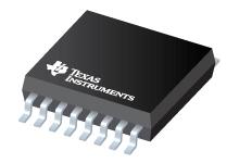 Datasheet Texas Instruments TLC6C598PWR