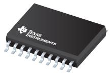 Datasheet Texas Instruments TLC7528EDW