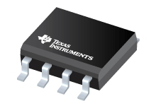 8-Bit 49 kSPS ADC Serial Out, Differential input, Configurable as SE input, 1 Ch. - TLV0831