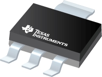 1-A, low-dropout voltage regulator (tab GND)