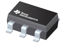 40ns, micro-Power, Rail-to-Rail Input, Single-Channel Comparator with Push-Pull Outputs - TLV3201-Q1