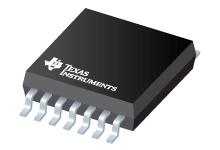 Datasheet Texas Instruments TLV4333IPWR