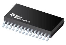 Datasheet Texas Instruments TLV5535IPW