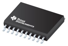Datasheet Texas Instruments TLV5639IPWG4