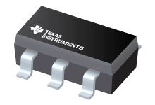 Low power, small size comparator with push-pull output - TLV7011