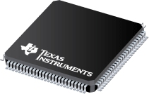 High performance 32-bit ARM® Cortex®-M4F based MCU - TM4C123BE6PZ