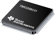 Datasheet Texas Instruments TMS320BC51PZ