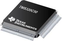 Datasheet Texas Instruments TMS320C50PQ