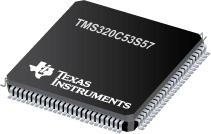 Datasheet Texas Instruments TMS320C53SPZ57
