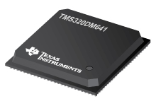 Video/Imaging Fixed-Point Digital Signal Processor - TMS320DM641