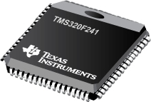 16-bit , 5V fixed point DSP w/ Flash - TMS320F241