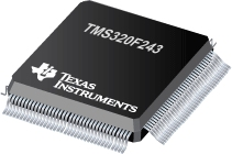 16-bit, 5V fixed point DSP w/ Flash - TMS320F243