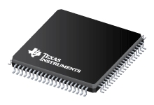 C2000™ 32-bit MCU with 90 MHz, FPU, VCU, CLA, 128 KB Flash, 100 KB RAM