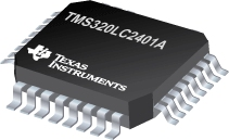 16-Bit Fixed Point DSP with ROM - TMS320LC2401A