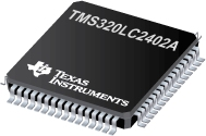 16-bit fixed point DSP with ROM - TMS320LC2402A
