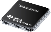 16-bit fixed point DSP with ROM - TMS320LC2404A