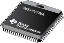 Texas Instruments TMS370C756AFNT