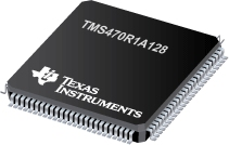 Datasheet Texas Instruments TMS470R1A128PZ-T