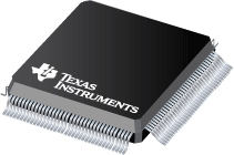 Datasheet Texas Instruments TMS470R1B768PGET