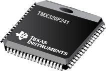 Datasheet Texas Instruments TMX320F241FN