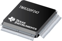 Datasheet Texas Instruments TMX320F243PGE