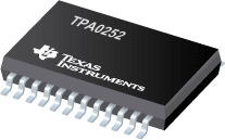Texas Instruments TPA0252PWP
