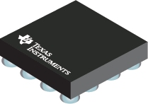 HDMI companion chip with step-Up DC-DC Con-Verter, level shifter, and ESD clamp