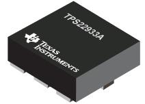 Datasheet Texas Instruments TPS22933ARSET