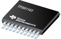 Dual Output Converter (Boost DC/DC + LDO) for Single/Dual-Cell Applications - TPS61103