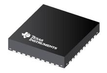 Datasheet Texas Instruments TPS65165RSBR