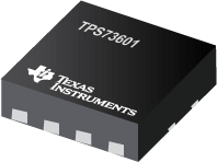 Single Output LDO, 400mA, Adj.(1.2 to 5.5V), Cap free, Low Noise, Reverse Current Protection - TPS73601