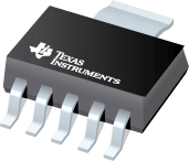 1.5-A, low-dropout voltage regulator with enable