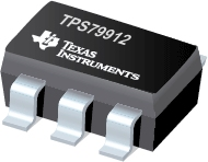 Single Output LDO, 200mA, Fixed (1.2V), Low Quiescent Current, Low Noise, High PSRR - TPS79912