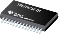 Automotive 500mA 40V High-Voltage Ultralow-Quiescent-Current Watchdog LDO With 5V Output - TPS7B6850-Q1