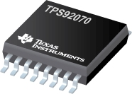 Dimmable Quasi-Resonant LED Lighting Controller - TPS92070