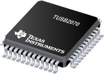 Datasheet Texas Instruments TUSB2070PT