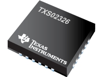 Datasheet Texas Instruments TXS02326RGER