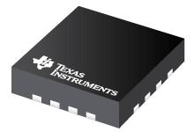 Datasheet Texas Instruments TXS4555RUTR