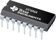 Datasheet Texas Instruments UC494ACJ