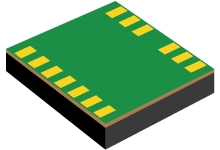 Isolated dual-channel gate driver with single input in LGA for automotive 48V systems - UCC20225-Q1