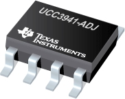Datasheet Texas Instruments UCC3941DTR-ADJ